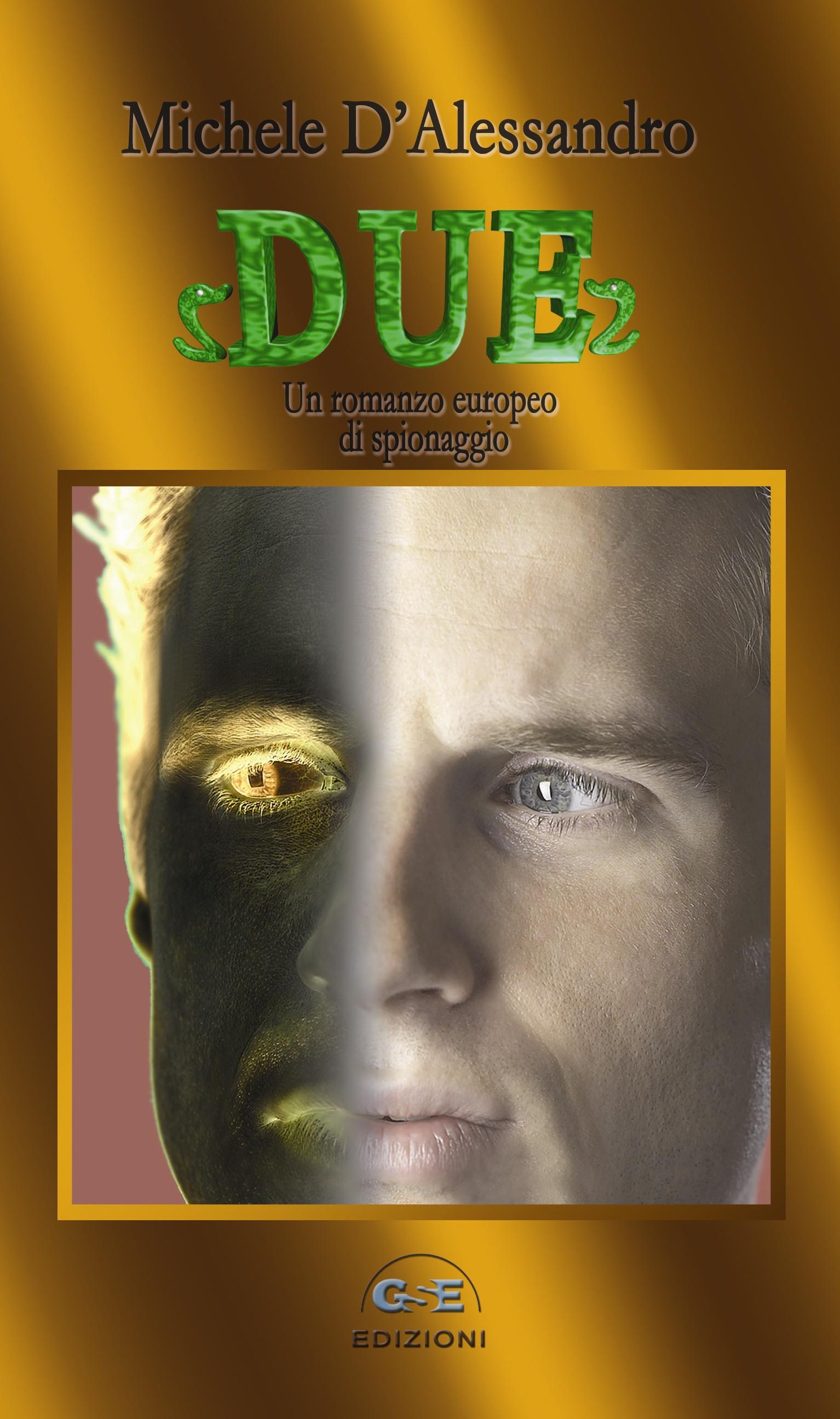 prima di copertina della riedizione di DUE